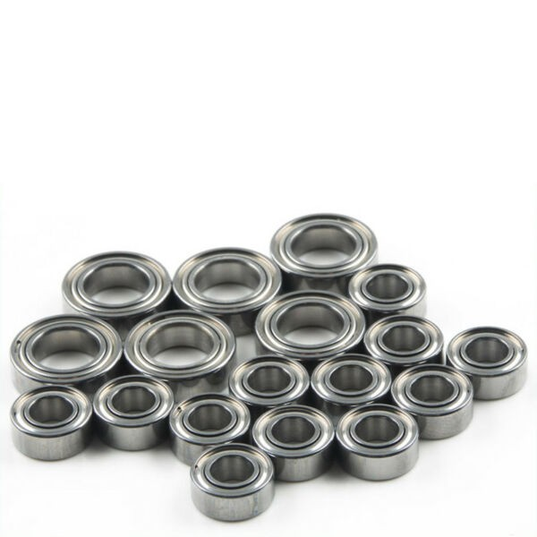 Ball Bearing Set 5 x 10 x 4 mm [12 Pieces] 8 x 14 x 4 [6 Piece] Kyosho TRW-02#