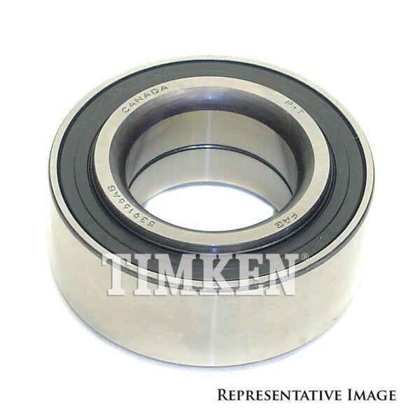 Wheel Bearing Front,Rear Timken 510003