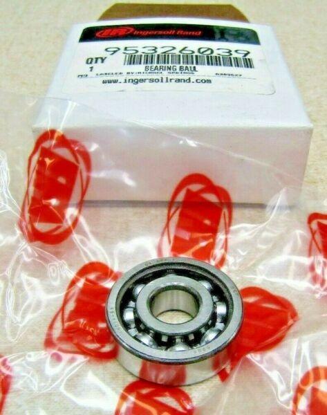 SKF 6200 10X30X9 mm  Open Bearing IR Part # 95326039
