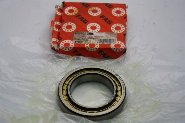 FAG NU1012M1 Cylinder Roller Bearing Lager Diameter: 60mm x 95mm Thick: 18mm
