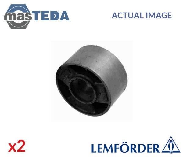 2x LEMFÖRDER LOWER CONTROL ARM WISHBONE BUSH PAIR 10546 02 P NEW OE REPLACEMENT