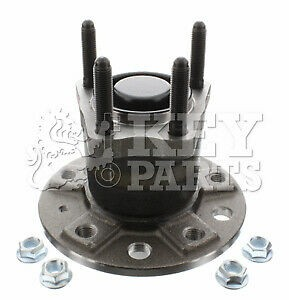OPEL ZAFIRA A Wheel Bearing Kit Rear 2.2 2.2D 00 to 05 KeyParts 1604005 09120273