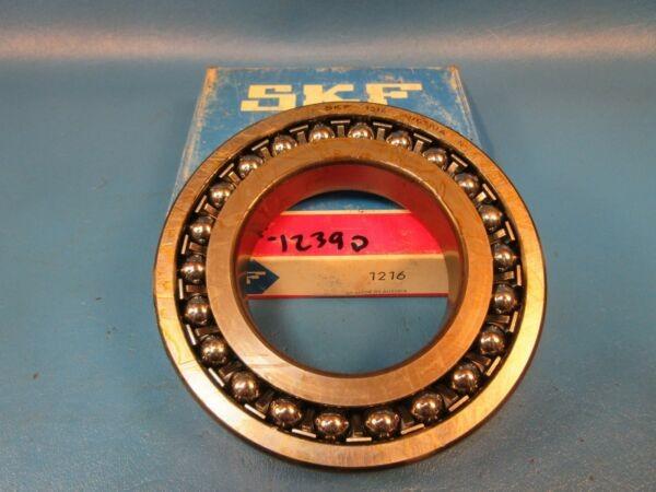 SKF 1216 Double Row Self-Aligning Bearing