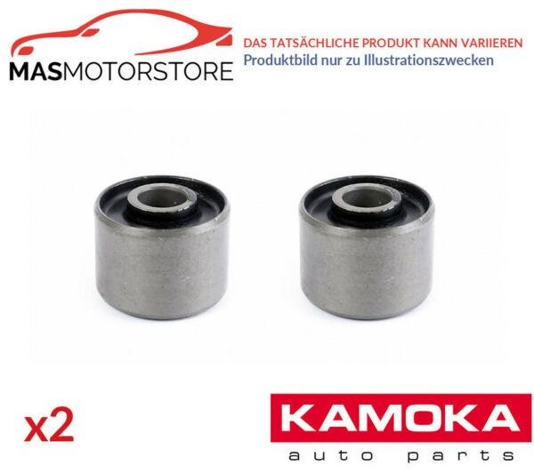 2x 8800046 Kamoka Outer Wishbone Bearing Bearing Bushing P NEW OE QUALITY