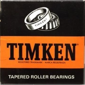 TIMKEN 52401 TAPERED ROLLER BEARING, SINGLE CONE, STANDARD TOLERANCE, STRAIGH...