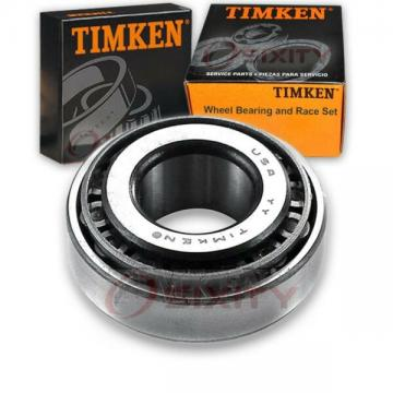 Timken Front Outer Wheel Bearing & Race Set for 1968-1969 Ford Torino  bl
