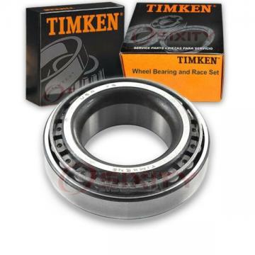 Timken Front Inner Wheel Bearing & Race Set for 1964 BMW 1500  ji