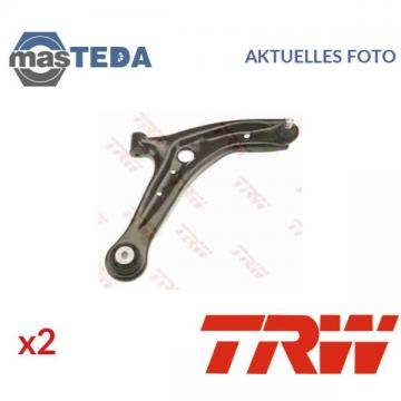 2x TRW Lower Left Right Wishbone Set JTC2172 P NEW OE QUALITY