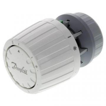 Thermostatic Radiator Valve Operator, Valve Mounted Dial & Sensor - NEW