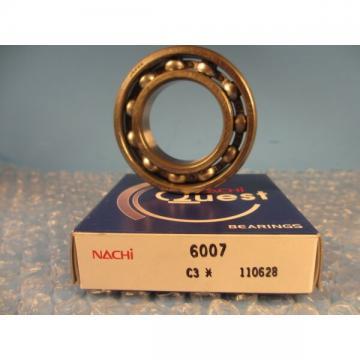 NACHI 6007 C3, Deep Groove Bearing, (=2 SKF 6007 JEM)