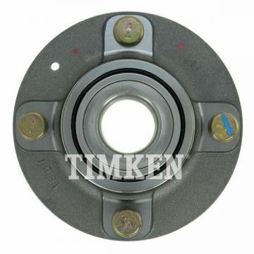 Timken Rear Wheel Bearing and Hub Assembly 512194