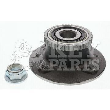 RENAULT KANGOO FC1G 1.5D Wheel Bearing Kit Rear 2005 on With ABS 6505584RMP New
