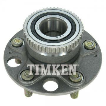 Wheel Bearing and Hub Assembly-Axle Bearing and Hub Assembly Rear Timken 512124