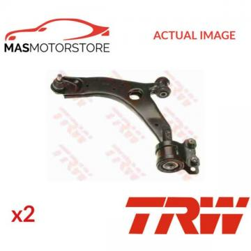 2x JTC7563 TRW LOWER LH RH TRACK CONTROL ARM PAIR G NEW OE REPLACEMENT