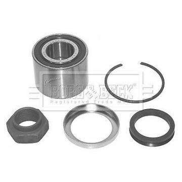 CITROEN XSARA N1 Wheel Bearing Kit Rear 1.4 1.4D 97 to 05 B&B 374839 Quality New