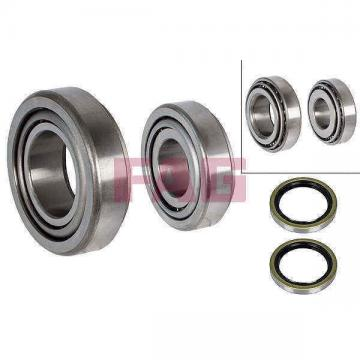 2x Wheel Bearing Kits 713626100 FAG Genuine Top Quality Replacement New