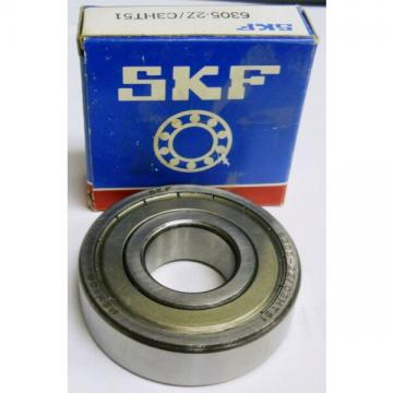 SKF BEARING 6305-2Z/C3HT51, 6305-2Z, 25 X 62 X 17 MM