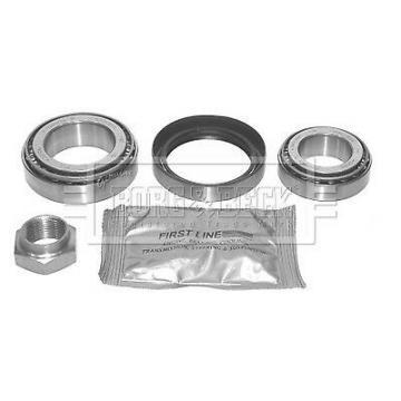 FIAT DUCATO 280 1.8 Wheel Bearing Kit Rear Left 82 to 88 B&B 71714453 Quality