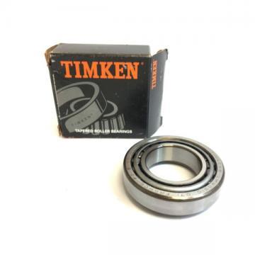"Timken Set 5 900SA Tapered Roller Bearing Assembly - 1.3750"" Bore 2.5625"" OD"
