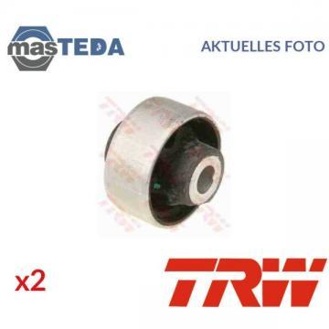 2x TRW Front Wishbone Bearing Bearing Bushing JBU653 I NEW OE QUALITY