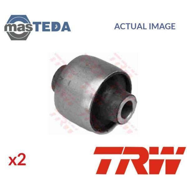2x TRW FRONT CONTROL ARM WISHBONE BUSH PAIR JBU237 P NEW OE REPLACEMENT #1 image