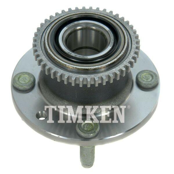 Wheel Bearing and Hub Assembly-Axle Bearing and Hub Assembly Rear Timken 512161 #1 image